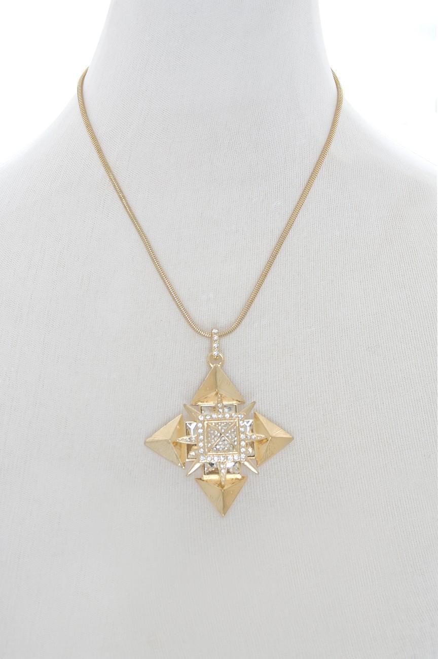 Starburst pendant necklace mozeypictures Images