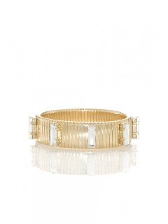 Crystal Watchband Bracelet