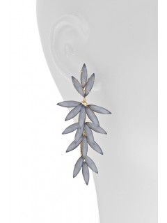 Shaky Leaf Earring