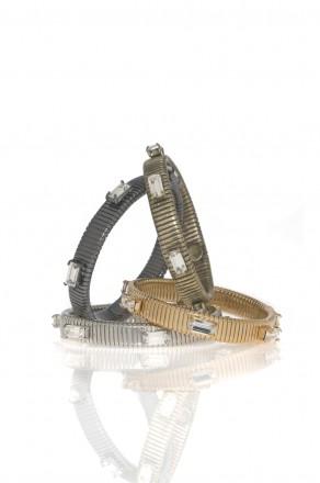 Crystal Watchband Bracelet