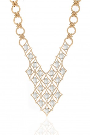 Brianne Drape Necklace