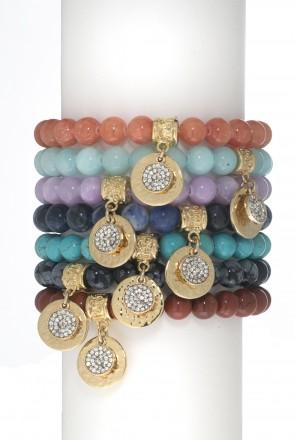 Olivia Stretch Bracelets